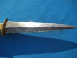 Naval Dirk w/scabbard circa 1820 - 8 of 10