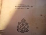 U.S. Model 1917 Rifle WW1 Ordnance Dept. Manual Original dated 1918 - 4 of 11