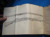 U.S. Model 1917 Rifle WW1 Ordnance Dept. Manual Original dated 1918 - 7 of 11