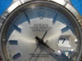 Rolex Datejust Turn O Graph circa 2002 Oyster Bracelet - 3 of 10