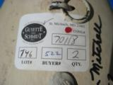 R. Madison Mitchell Decoys Bluebill Drake & Hen Guyette and Schmidt Auction Auction Tags - 10 of 12