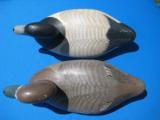R. Madison Mitchell Decoys Bluebill Drake & Hen Guyette and Schmidt Auction Auction Tags - 12 of 12