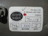 R. Madison Mitchell Decoys Bluebill Drake & Hen Guyette and Schmidt Auction Auction Tags - 5 of 12