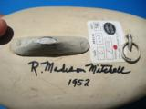 R. Madison Mitchell Decoys Bluebill Drake & Hen Guyette and Schmidt Auction Auction Tags - 11 of 12