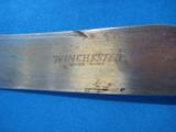 Winchester Carving Set Rare 1920's Knife & Fork - 2 of 8