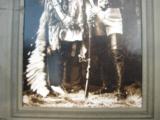 Buffalo Bill Cody & Sitting Bull Original Sepia Tone Photograph Montreal 1885 - 7 of 11