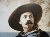 Buffalo Bill Cody & Sitting Bull Original Sepia Tone Photograph Montreal 1885 - 11 of 11