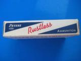 Peters Rustless 303 British Full Box 215 Grain SP- 6 of 9