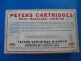 Peters Rustless 303 British Full Box 215 Grain SP- 4 of 9