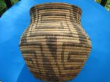 Pima Olla Basket circa 1890 - 2 of 9