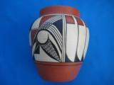 Acoma Pueblo Pottery Jar Contemporary - 1 of 7