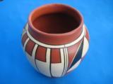 Acoma Pueblo Pottery Jar Contemporary - 7 of 7
