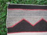 Navajo Saddle Blanket circa 1910 - 2 of 6