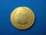 Spanish Gold 1/2 Escudo date 1786 - 4 of 4
