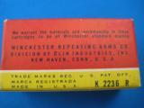Winchester EZXS Match 22LR Full Box K Code - 2 of 7