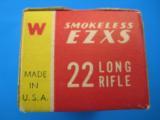 Winchester EZXS Match 22LR Full Box K Code - 4 of 7