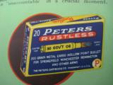 """RARE"" Peters Ammunition Advertising Foldout circa 1928 ""RARE"" - 10 of 11"