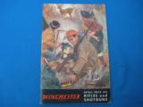 Winchester 1958 Retail Catalog Rifles & Shotguns - 1 of 11