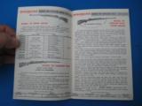 Winchester 1958 Retail Catalog Rifles & Shotguns - 5 of 11