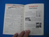 Winchester 1958 Retail Catalog Rifles & Shotguns - 11 of 11