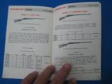 Winchester 1958 Retail Catalog Rifles & Shotguns - 10 of 11