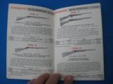 Winchester 1958 Retail Catalog Rifles & Shotguns - 7 of 11