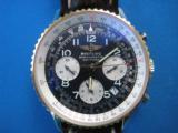 Breitling Navitimer Chronometre D23322 w/Box & Paperwork 2003 SS 18K