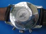 Breitling Navitimer Chronometre D23322 w/Box & Paperwork 2003 SS 18K - 6 of 9