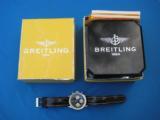 Breitling Navitimer Chronometre D23322 w/Box & Paperwork 2003 SS 18K - 7 of 9