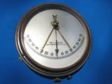 U.S. Navy Pilot House Ship Inclinometer A. Lietz San Francisco - 10 of 13