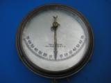 U.S. Navy Pilot House Ship Inclinometer A. Lietz San Francisco - 1 of 13