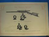 Stevens Rifle Telescopes Catalog circa 1920's - 6 of 12