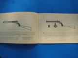 Stevens Rifle Telescopes Catalog circa 1920's - 7 of 12