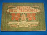 Stevens Rifle Telescopes Catalog circa 1920's - 1 of 12