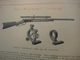 Stevens Rifle Telescopes Catalog circa 1920's - 9 of 12