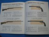 Stevens Shotgun Rifle & Pistol Catalog #58 circa 1933 Original Mint Condition - 7 of 9