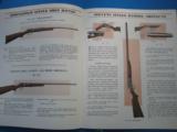 Stevens Shotguns Rifles & Pistols Catalog #59 circa 1934 Mint Condition - 5 of 6