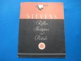 J. Stevens Arms Co. Catalog #60 circa 1935 - 1 of 3