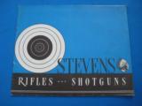 J. Stevens Arms Co. #41 Catalog circa 1941 - 1 of 5