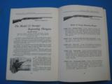 Savage Sporting Arms & Ammunition #63 Catalog circa 1929 - 11 of 14