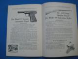Savage Sporting Arms & Ammunition #63 Catalog circa 1929 - 12 of 14