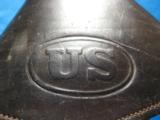 U.S. Model 1904 Cavalry Hooded Stirrup U.S. Embossed circa 1914 - 13 of 13