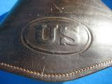 U.S. Model 1904 Cavalry Hooded Stirrup U.S. Embossed circa 1914 - 2 of 13