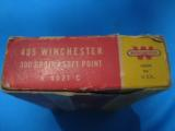 Winchester 405 Staynless Cartridge Box Full - 2 of 7