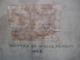 Original Oil Painting of Captain John Lewis Brooke CSA 13th Va. Regiment Co. D - 6 of 8
