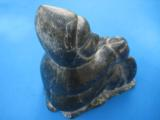 Inuit Soapstone Sculpture by Joanassie Oomayoualook circa 1970's - 5 of 10