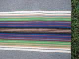 Mexican Saltillo Blanket Chimayo Design circa 1930's - 11 of 16
