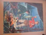 Sports Afield Original Cover Art Painting by Paul Adam Wehr circa 1940's - 6 of 8