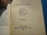 African Game Trails Volume 1 & 2 by Theodore Roosevelt Deluxe Edition circa 1920 - 9 of 9