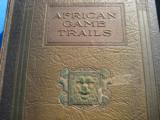 African Game Trails Volume 1 & 2 by Theodore Roosevelt Deluxe Edition circa 1920 - 2 of 9